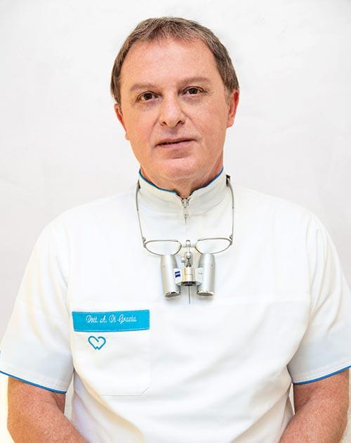 Dottore Aldo Di Grazie - Odontoiatra Specialista in Endodonzia, Protesica, Implantologia