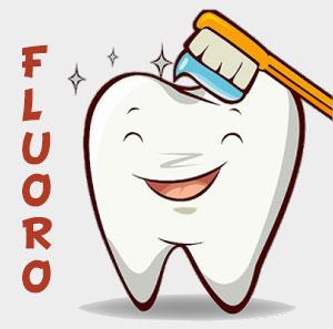 Fluoroprofilassi - Cura a base di fluoro