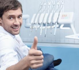 Ogni quanto dovrei recarmi dal dentista