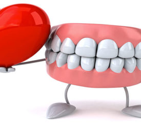 cuore denti