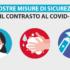 Le nostre misure di sicurezza per il contrasto alla diffusione del CoronaVirus