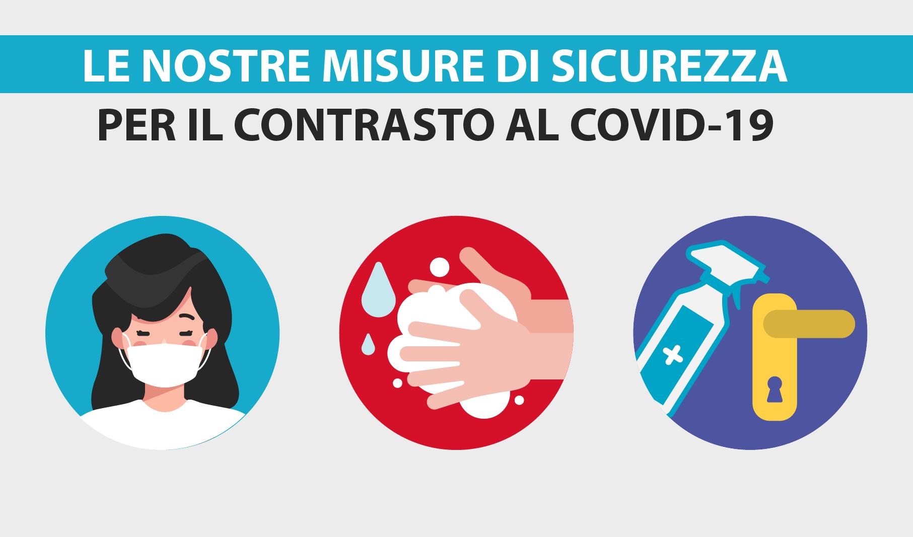 Le nostre misure di sicurezza per il contrasto alla diffusione del  CoronaVirus - Studio Dentistico Michelangelo 13
